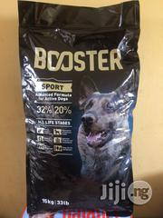 Booster Dried Dog Food | Pet's Accessories for sale in Lagos State, Agege