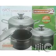 MASTERCHEF 3 Pieces Non Stick Pot | Kitchen & Dining for sale in Lagos State, Yaba