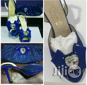 Italian Ladies Shoe and Bag Set Sandals   Shoes for sale in Lagos State, Surulere