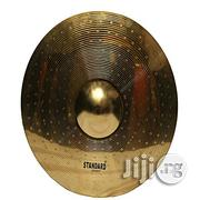 Standard (Japan) Cymbals(Ride,Crash,Hi-hat With Clip). | Musical Instruments & Gear for sale in Abuja (FCT) State, Gwagwalada