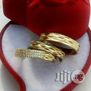 Romania Light Gold Wedding Ring | Wedding Wear for sale in Lagos State, Lagos Mainland