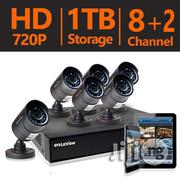 Laview 6 HD 720P Security Camera System With Installation Kit and 1TB Storage   Photo & Video Cameras for sale in Oyo State, Ibadan North