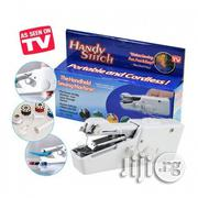 Handy Stitch Effective Handy Stitch Mini Sewing Machine | Home Appliances for sale in Lagos State, Ilupeju