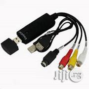 Easy Capture Usb 2.0 Video Adapter With Audio | Accessories & Supplies for Electronics for sale in Lagos State, Ikeja