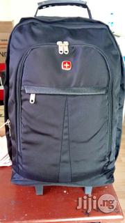 """Swissgear Trolley Backpack 17""""- Very Strong 