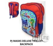 Pj Mask Backpack And Trolley | Bags for sale in Lagos State, Amuwo-Odofin