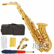 Premier Alto Saxophone – Gold | Musical Instruments & Gear for sale in Lagos State, Lagos Mainland
