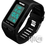 Skmei Digital Display Wrist Watch | Watches for sale in Lagos State, Lagos Mainland