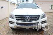 Mercedes-Benz M Class 2014 White | Cars for sale in Abuja (FCT) State, Wuse II