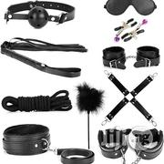 10in1 Bondage Sex Set BDSM Kit | Sexual Wellness for sale in Lagos State, Alimosho