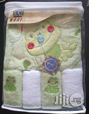 Hooded Towel Washcloth | Baby & Child Care for sale in Lagos State, Amuwo-Odofin