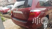 Toyota Highlander Limited 4x4 2008 | Cars for sale in Lagos State, Ikeja