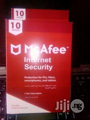 10users Mcafee Internet Security 2019 | Software for sale in Lagos State, Ikeja