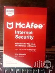 Mcafee Internet Security Unlimited Device 2019 | Software for sale in Lagos State, Ikeja