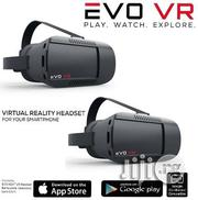 EVO VR - Virtual Reality Headset For All Smartphones - IOS & Android | Accessories for Mobile Phones & Tablets for sale in Lagos State, Ikeja