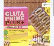 Gluta Prime Plus 2000000mg - 30 Soft Gel | Vitamins & Supplements for sale in Abuja (FCT) State, Central Business District