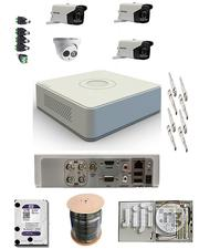 3 Bullet It5 + 1 Dome Camera Complete Combo KIT   Security & Surveillance for sale in Lagos State, Ikeja