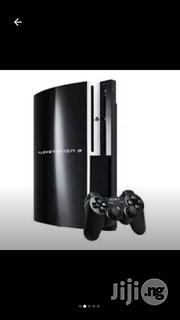 Playstation 3 With 6 Games Inside & 1 Pad & AV/AC Cable   Video Game Consoles for sale in Lagos State, Lagos Island