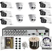 6 HD720P EXIR Bullet Camera+4 DOME COMPLETE Kit | Security & Surveillance for sale in Lagos State, Ikeja