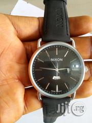 Nixon Leather Watch For Men | Watches for sale in Rivers State, Port-Harcourt