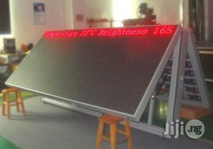 Double Sided LED Sign