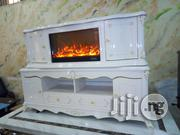 Fire Flame Tv Stand | Furniture for sale in Lagos State, Lekki Phase 1