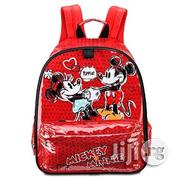 Mickey Student School Bag 2-8years | Babies & Kids Accessories for sale in Lagos State, Orile
