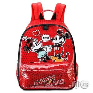 Mickey Student School Bag 2-8years