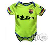 Original Barcelona Baby Crawl Jersey | Clothing for sale in Lagos State, Lagos Mainland