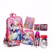 Princess Trolley School Bag Bundle-3years | Babies & Kids Accessories for sale in Lagos State, Orile