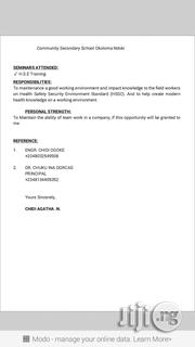 Office CV | Office CVs for sale in Rivers State, Ikwerre