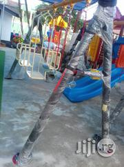 Standard Iron 4 In 1 Swing For Schools,Parks,Eateries Etv | Children's Gear & Safety for sale in Rivers State, Port-Harcourt
