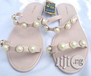 Lumeidi Classy Studded Jelly Slippers -pink | Shoes for sale in Lagos State, Agege