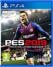 Pro Evolution Soccer 2019 - PS4 | Video Games for sale in Lagos State, Surulere