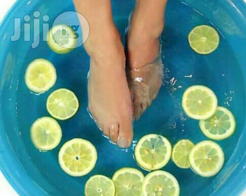 Pedicure And Massage Therapy