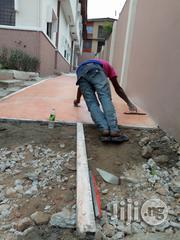 Concrete Stamping Flooring Designs And Polishing | Building & Trades Services for sale in Lagos State, Lagos Island