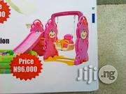 Pink Love Bear Slide Combination | Toys for sale in Lagos State, Ikeja
