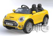Mini Cooper Paceman Style Ride on Car With Parental Remote | Toys for sale in Abuja (FCT) State, Central Business District
