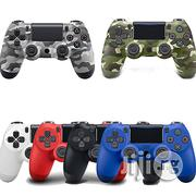 Playstation 4 [PS4] Dualshock 4 Wireless Controller Pad | Video Game Consoles for sale in Lagos State, Ikeja