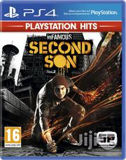 Infamous: Second Son - PS4 | Video Games for sale in Lagos State, Surulere