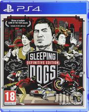 Sleeping Dogs: Definitive Edition - PS4 | Video Games for sale in Lagos State, Surulere