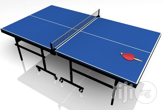 Table Tennis Outdoor
