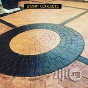 Floor Interlock And Concrete Floor Stamp | Building & Trades Services for sale in Lagos State, Victoria Island