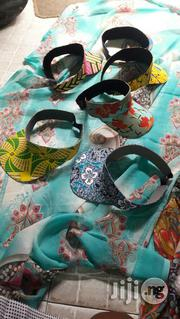 Ankara Face Caps | Clothing Accessories for sale in Lagos State, Lagos Mainland