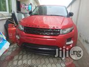 Land Rover Range Rover Evoque 2013 Red | Cars for sale in Lagos State, Amuwo-Odofin