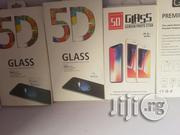 5D Glass For iPhone6 6+ S6edge S7 And Others | Accessories for Mobile Phones & Tablets for sale in Lagos State, Lagos Mainland