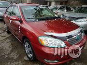 Toyota Corolla Le 2007 Red   Cars for sale in Lagos State, Apapa