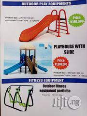 Outdoor Equipment For Children | Toys for sale in Lagos State, Ikeja