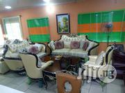 Royal Sofa Settee Leather | Furniture for sale in Abuja (FCT) State, Garki I