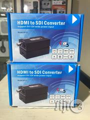 3G HDMI To Sdi Converter | Accessories & Supplies for Electronics for sale in Rivers State, Port-Harcourt